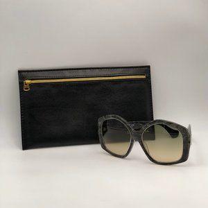 Authentic Balenciaga sunglasses BA 49 63B